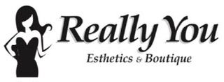 Really You Esthetics & Boutique Logo
